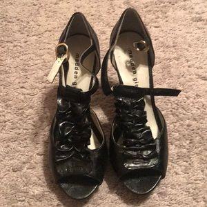 Women's Madden Girl Ruffled Heels